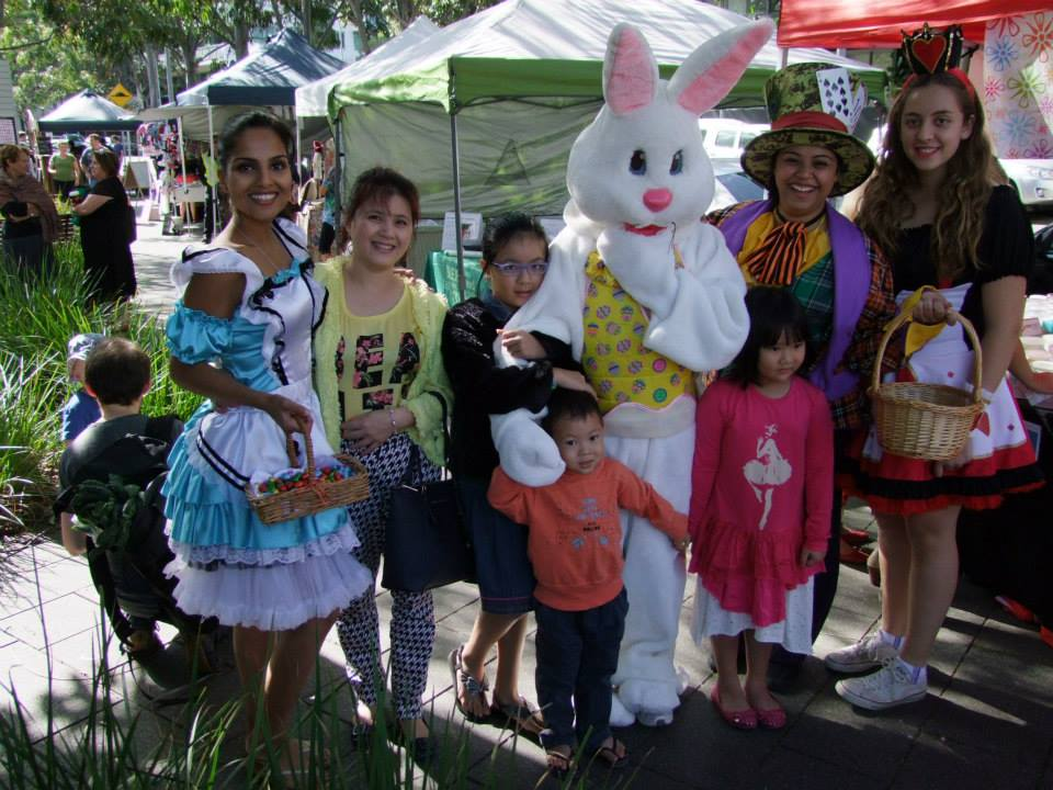 Easter brought out the best in Bunny & Friends